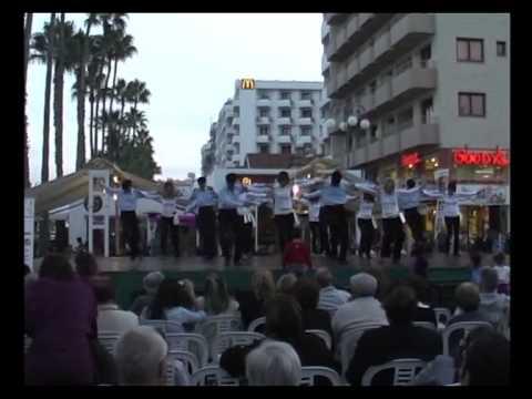 """Χορευτικό """"Άχνα"""" – Παζαράκι Αντιαναιμικού (2012)"""
