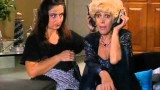 Ντένη Μαρκορά Μιλάει Κυπριακά – Δυο Ξένοι