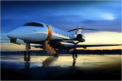 Jet-Plane-Parked-450x300