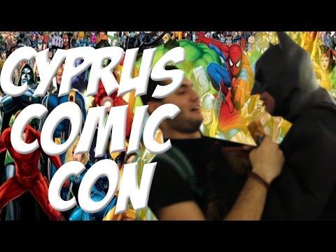 1o Cyprus Comic Con – Smice Cy