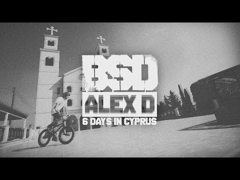 BSD – Alex D – 6 Days in Cyprus