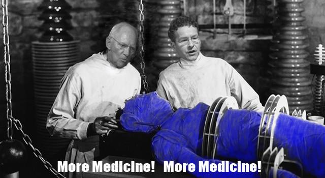Eurogroup Wizard: More Medicine!