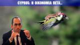 CYPRUS:  Η  ΟΙΚΟΝΟΜΙΑ  ΠΕΤΑ…