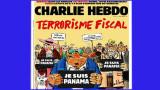 Je Suis Panama – Charlie Hebdo
